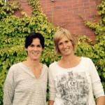 Frau Peine und Frau Rautert 1